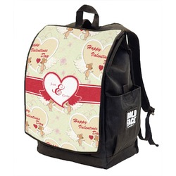 Mouse Love Backpack w/ Front Flap  (Personalized)