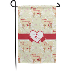 Mouse Love Garden Flag - Single or Double Sided (Personalized)
