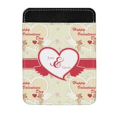 Mouse Love Genuine Leather Money Clip (Personalized)