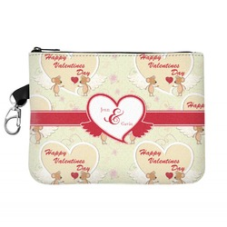 Mouse Love Zip ID Case (Personalized)