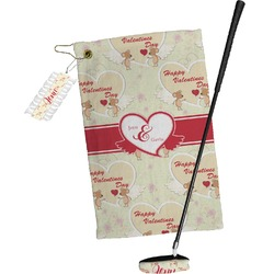 Mouse Love Golf Towel Gift Set (Personalized)
