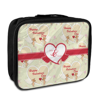Mouse Love Insulated Lunch Bag (Personalized)