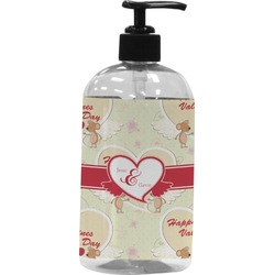 Mouse Love Plastic Soap / Lotion Dispenser (Personalized)