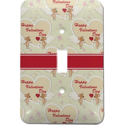 Mouse Love Light Switch Cover (Single Toggle) (Personalized)