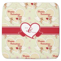 "Mouse Love Memory Foam Bath Mat - 48""x48"" (Personalized)"