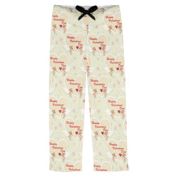 Mouse Love Mens Pajama Pants (Personalized)
