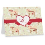 Mouse Love Note cards (Personalized)