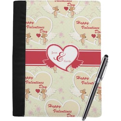Mouse Love Notebook Padfolio (Personalized)