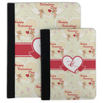 Mouse Love Padfolio Clipboard (Personalized)