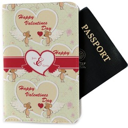 Mouse Love Passport Holder - Fabric (Personalized)