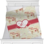 Mouse Love Minky Blanket (Personalized)