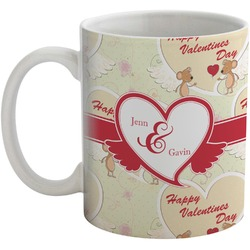 Mouse Love Coffee Mug (Personalized)