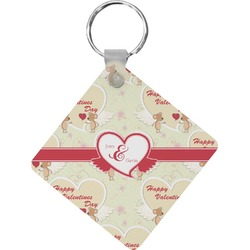 Mouse Love Diamond Key Chain (Personalized)