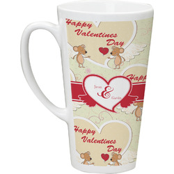 Mouse Love Latte Mug (Personalized)