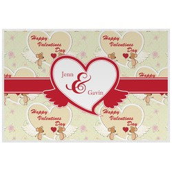Mouse Love Placemat (Laminated) (Personalized)