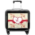 Mouse Love Pilot / Flight Suitcase (Personalized)