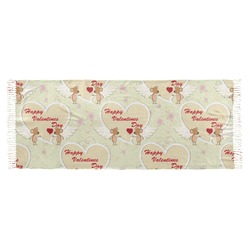 Mouse Love Faux Pashmina Scarf (Personalized)