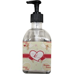 Mouse Love Soap/Lotion Dispenser (Glass) (Personalized)