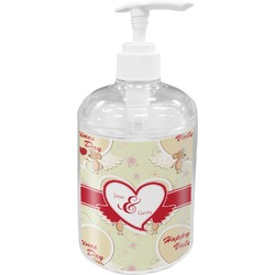 Mouse Love Acrylic Soap & Lotion Bottle (Personalized)