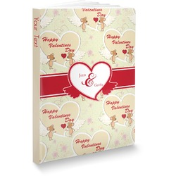 Mouse Love Softbound Notebook (Personalized)