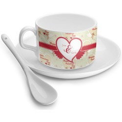 Mouse Love Tea Cup - Single (Personalized)