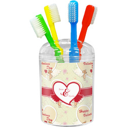 Mouse Love Toothbrush Holder (Personalized)