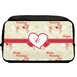 Mouse Love Toiletry Bag / Dopp Kit (Personalized)