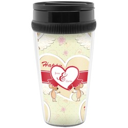 Mouse Love Travel Mug (Personalized)