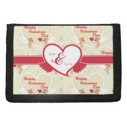 Mouse Love Trifold Wallet (Personalized)