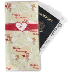 Mouse Love Travel Document Holder