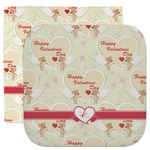 Mouse Love Facecloth / Wash Cloth (Personalized)