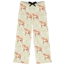 Mouse Love Womens Pajama Pants (Personalized)