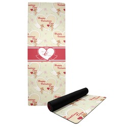 Mouse Love Yoga Mat (Personalized)