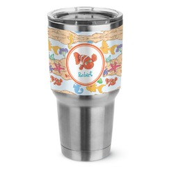 Under the Sea Stainless Steel Tumbler - 30 oz (Personalized)