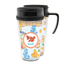 Under the Sea Acrylic Travel Mugs (Personalized)