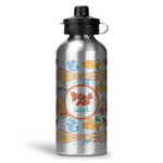 Under the Sea Water Bottle - Aluminum - 20 oz (Personalized)
