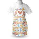 Under the Sea Apron (Personalized)