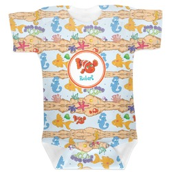 Under the Sea Baby Bodysuit (Personalized)
