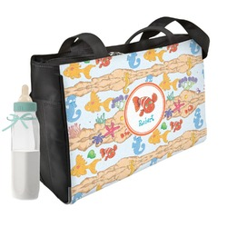 Under the Sea Diaper Bag (Personalized)