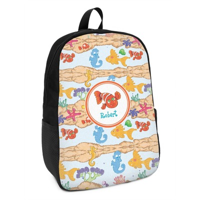 Under the Sea Kids Backpack (Personalized)
