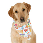 Under the Sea Dog Bandana Scarf w/ Name or Text