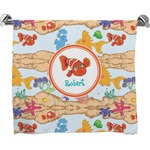 Under the Sea Full Print Bath Towel (Personalized)