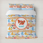 Under the Sea Duvet Cover (Personalized)