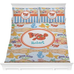 Under the Sea Comforters (Personalized)