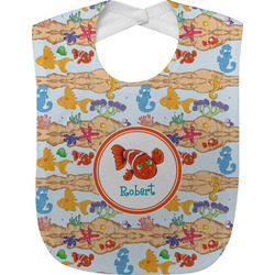Under the Sea Baby Bib (Personalized)