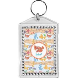 Under the Sea Bling Keychain (Personalized)