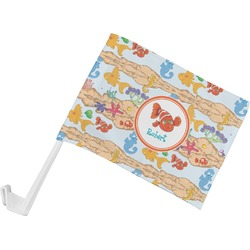 Under the Sea Car Flag (Personalized)