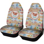 Under the Sea Car Seat Covers (Set of Two) (Personalized)