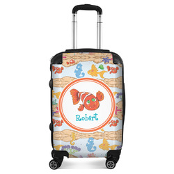 Under the Sea Suitcase (Personalized)
