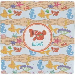Under the Sea Ceramic Tile Hot Pad (Personalized)